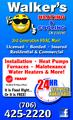 Walker's Heating & Cooling LLC