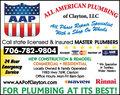 All American Plumbing Of Clayton