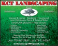 Kct Landscaping Inc