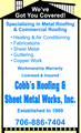 Cobb's Roofing & Sheet Metal Works