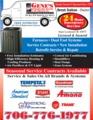 Gene's Refrigeration Heating & Air Services Inc