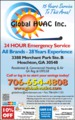 Global Hvac Inc